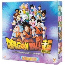 DRAGON BALL - JUEGO S. SUPERVIVENCIA UNIVERSAL
