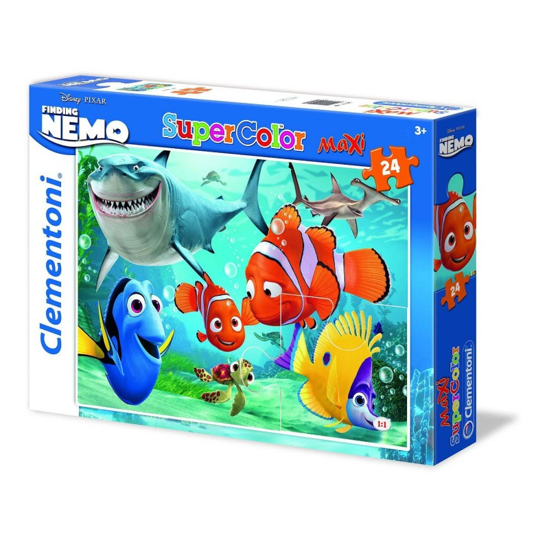 PUZZLE 100 MAXI SPECIAL FINDING DORY