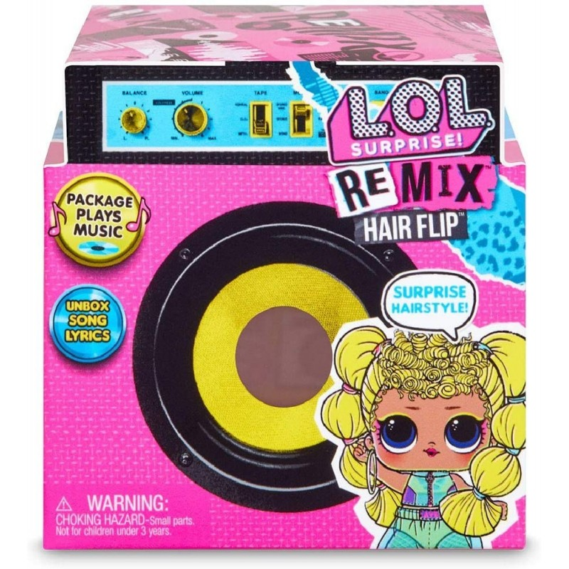 L.O.L. SURPRISE - REMIX DOLL