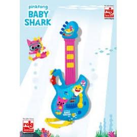 BABY SHARK - GUITARRA INFANTIL