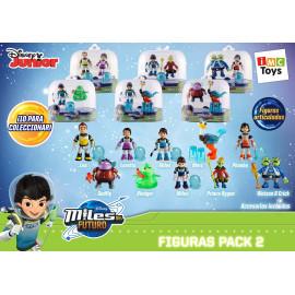 MILES FIGURAS PACK DE 2