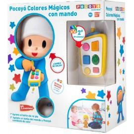 POCOYO COLORES MAGICOS CON MANDO
