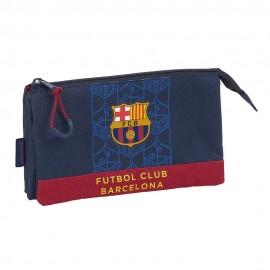 FC BARCELONE - TRIPLE...