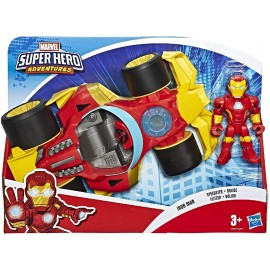 SUPER HERO ADVENTURES -...
