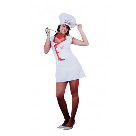 LO CHEF OF LOVE COSTUME