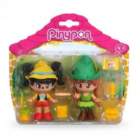 PINYPON. 2 FIGURAS CUENTOS