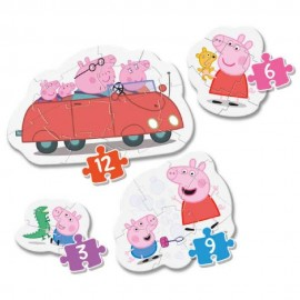 PEPPA PIG - MY FIRST PUZZLES