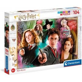 Puzzle 104 Piezas, Harry Potter