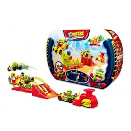 T-RACERS S - PLAYSET EAGLE JUMP
