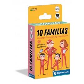 JUEGO 10 FAMILIAS