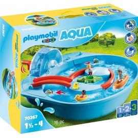 Parque Acuatico de Playmobil 1.2.3.