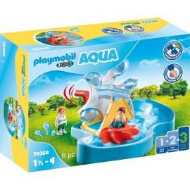Carrusel Acuatico de Playmobil 1.2.3.