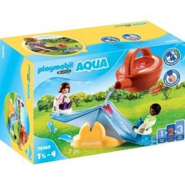 Balacín Acuatico con Regadera de Playmobil 1.2.3.
