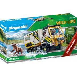Camión de Aventuras de Playmobil
