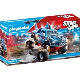 STUNTSHOW MONSTER TRUCK SHARK de Playmobil