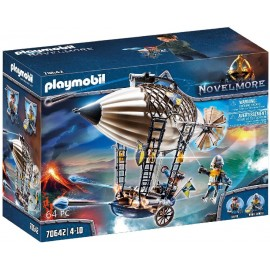 Zeppelin Novelmora de Dario de Playmobil