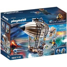 ZEPPELIN NOVELMORE DE DARIO de Playmobil