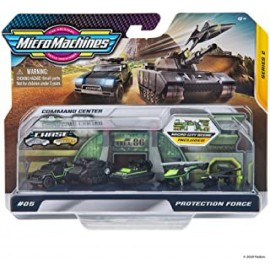 MICROMACHINE - PACK 5 COCHES