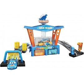 Cars, Dinoco, Lavado Automatico