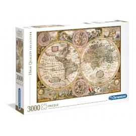 PUZZLE 3000 PIÈCES ANCIENNE...