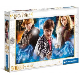 Puzzle 500 Piezas, Harry Potter