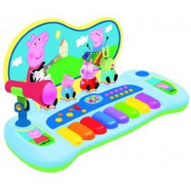 Peppa Pig, Organo Personajes
