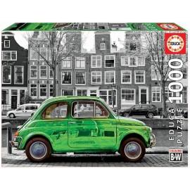 PUZZLE 1000 PIEZAS COCHE EN AMSTERDAM