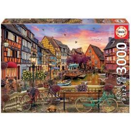 PUZZLE 3000 COLMAR, FRANCE