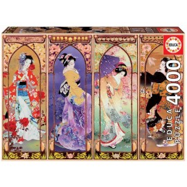 PUZZLE 4000 PIEZAS JAPANESE COLLAGE