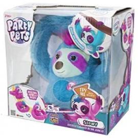 Party Pets, Slowy Perezoso