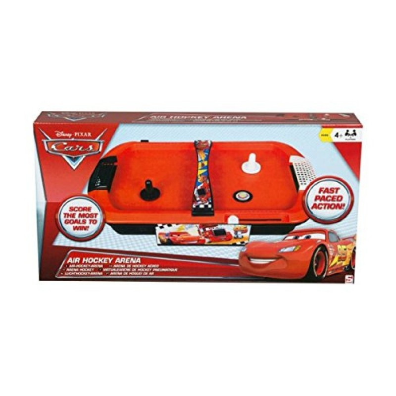 AIR HOCKEY CARS