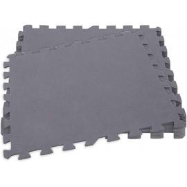 Protector de Suelos para Piscinas, Material Eva Color Gris 100x200xc cms.