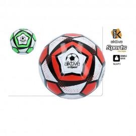 Balón Futbol, Cuero, 6 Capas, 420 Gramos.