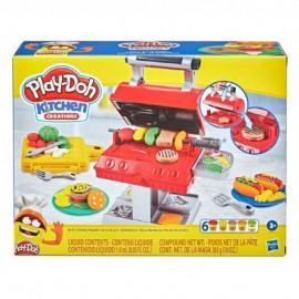 Play Doh - Super Barbaboa