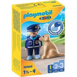 1.2.3 POLICIA CON PERRO