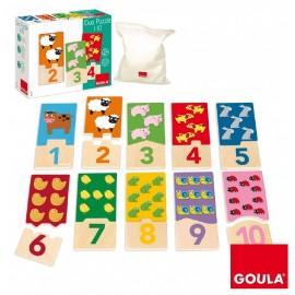 Puzzle Duo, 1 - 10