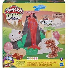 Play-Doh, Isla del Volcan