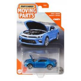 Matchbox Vehiculos con Partes Moviles