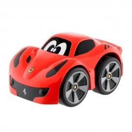 Coche Mini Turbo, Ferrari Rojo
