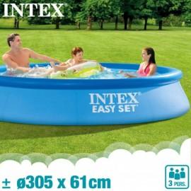 Piscina Easy Set de Intex 306X61 CMS. Con Depuradora