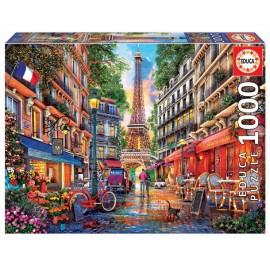 Puzzle de  1000 Piezas Paris