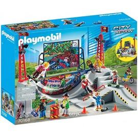 Playmobil Pista de Skate Park