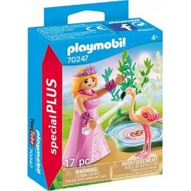 Princesa en el Lago de Playmobil