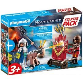 Starter Pack Novelmore Set Adicional de Playmobil