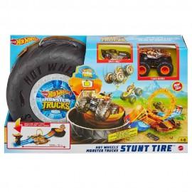 Monster Trucks Rueda de Acrobacias