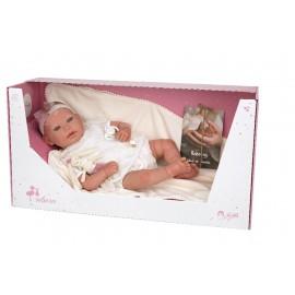 Muñeca Reborn Naroa de 45 cms Arias