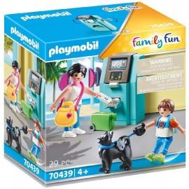 Playmobiel Turismo con Cajero de Playmobil