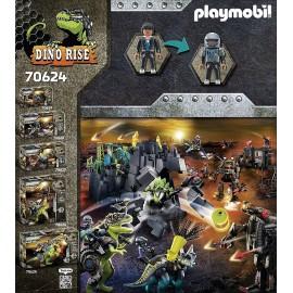 T-Rex Batalla de los Gigantes de Playmobil