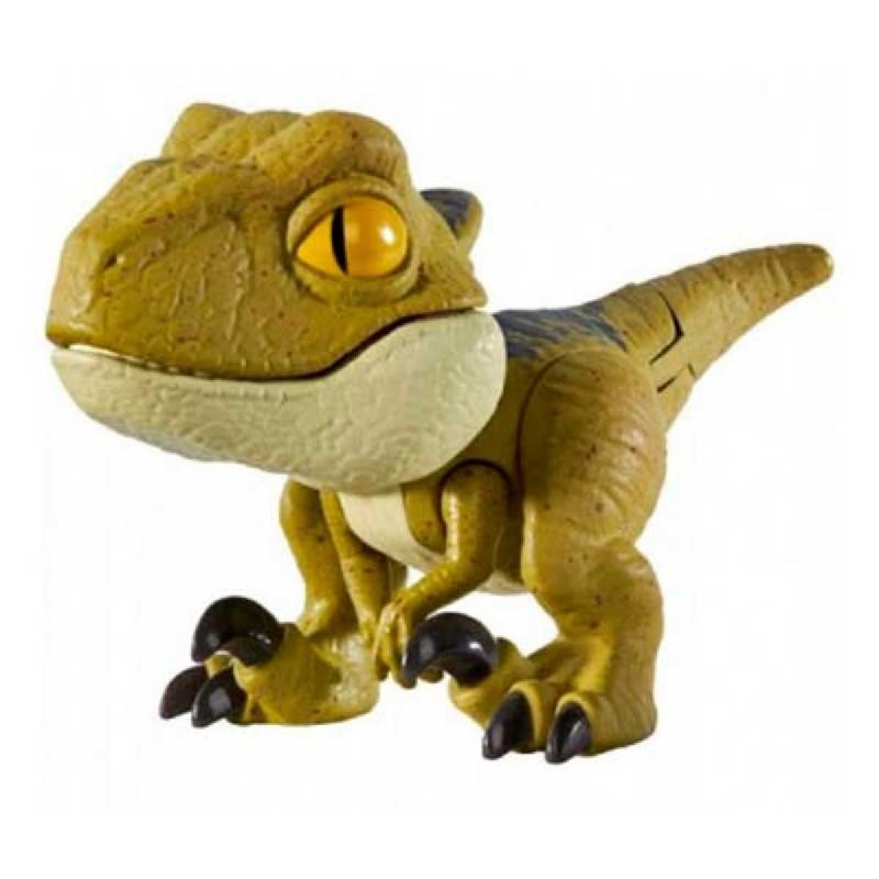Jurassic Word, Dino Bocazas Dinosaurio Velociraptor