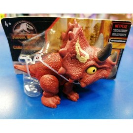 Jurassic World, Dino Bocazas, Dinosaurio Triceraptops.